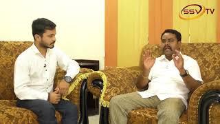 Jai Karave Precident Hubli Namma Atithi SSV TV With Nitin Kattimani