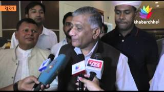VK Singh Says Pakistan Investigation Team To Take Action Now