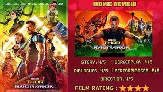 Thor Ragnarok First Review India I Chris Hemsworth I Cate Blanchett