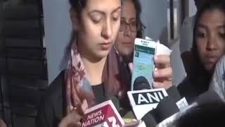 Cricketer mohammed shami 's wife brings audio recording