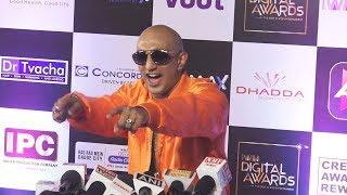 Akash Dadlani At IWM Digital Awards | Bigg Boss 11 A-Cash Dadlani