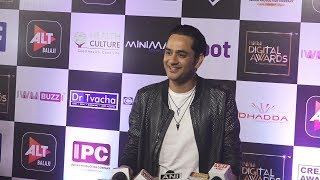 Vikas Gupta At IWM Digital Awards 2018 | Bigg Boss 11 Vikas Gupta | Mastermind