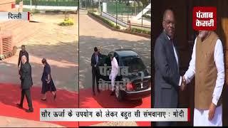 प्रधानमंत्री मोदी का सपना हुआ साकार, ISA की हुई शुरूआत