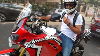Asking Luxury Bike Owners What they Do for a Living (Poor vs Rich) - Social Experiment | TamashaBera