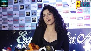 Ankita Lokhande's Best Bounding With Media - 2nd Expandables Award 2018 - Media Award