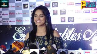 Deepika Singh First Interview After Marriage - 2nd Expandables Award 2018