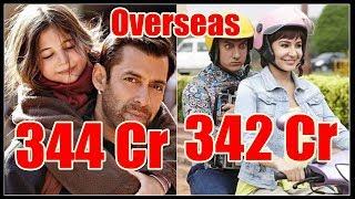 Bajrangi Bhaijaan Breaks PK Overseas RECORD To Become 3rd Highest Bollywood Movie