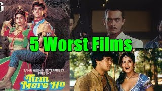 5 Worst Films Of Aamir Khan That Proves He Is Not Mr. Perfectionist