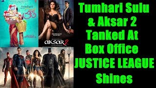 Justice League Gets Good Opening On Day 1 Against Tumhari Sulu And Aksar 2
