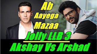 Akshay Kumar And Arshad Warsi In Jolly LLB 3