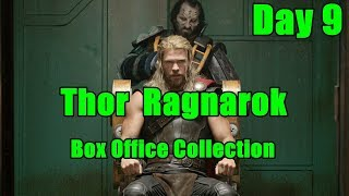 Thor Ragnarok Box Office Collection Day 9