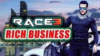 RACE 3 : Salman khan Playing A RICH BUSINESS MAN | Race 3 Latest Update