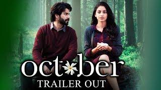 OCTOBER Trailer OUT   Varun Dhawan, Banita Sandhu