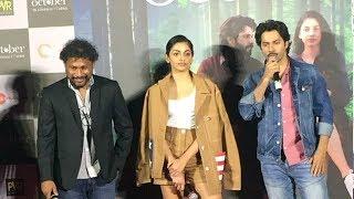 October Trailer Launch   Varun Dhawan, Banita Sandhu