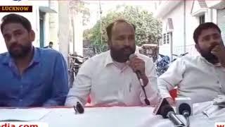 लखनऊ में मुस्लिम बहुजन सभा ने होली मिलन समारोह का किया आयोजन