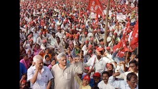 Kisan Long March- All you need to know about Maha farmers' agitation   Economic Times