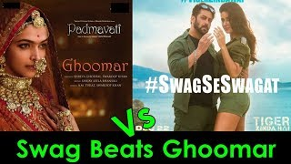 Swag Se Karenge Sabka Swagat Song Defeats Ghoomar Song In Views