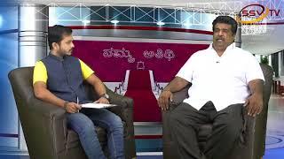 Basavaraj Diggavi Namma Atiti SSV TV Nitin Kattimani seg 02