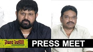 Nelluri Pedda Reddy Movie Press Meet | Satish Reddy | Mouryani - Bhavani HD Movies
