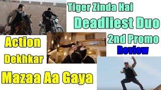 Tiger Zinda Hai l Second Promo l Deadliest Duo Review