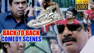 Ride Movie Back To Back Comedy Scenes || Nani, Tanish, Brahmanandam, Dharmavarapu Subramanyam