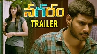 Nagaram Movie Theatrical Trailer    Sundeep Kishan, Regina Cassandra