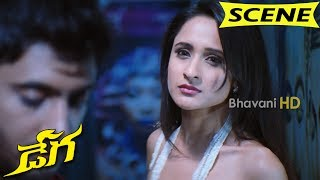 Pragya Jaiswal Robbering Suman Shetty Money || Dega Movie Scenes