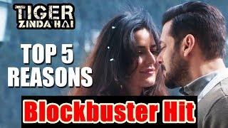 5 Reasons Why Tiger Zinda Hai Is Blockbuster Hit
