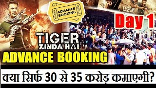 Tiger Zinda Hai Will Earn 30 To 35 Crores On Day 1I What Do You Think?