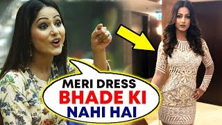 Hina Khan BEST REPLY To Troller On Twitter | Hina Khan About Her Make-Up & Styling
