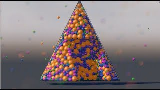 Cinema 4D Tutorial - Fill an Object with Dynamics clone without intersection