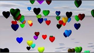 Gravity free Flying Balloons in Cinema 4D Tutorial
