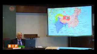 Knowledge Session I: Vice Admiral Pradeep Chauhan's (Retd) speech