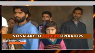 Public Money Loot On Aadhar, Continues in J&K, PF Scam To Salary Scam