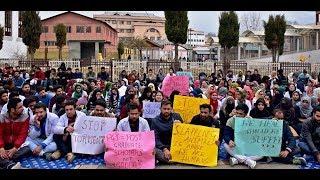 Govt Dental College Srinagar students accuse HoD of harassment; go on 'indefinite strike'