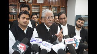 Jammu lawyers say move to change demography will be defeated