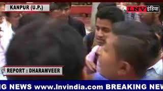 ABVP कार्यकर्ताओं ने कॉलेज में की अभद्रता , गाली गलौज