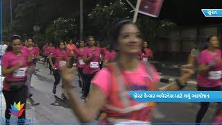1700 females took part in pink run for breast cancer awareness