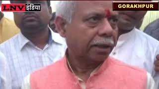 शिव प्रताप शुक्ला का गोरखपुर में बड़ा बयान