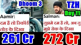 Tiger Zinda Hai Breaks Dhoom 3 Lifetime Collection Record To Become Highest Earning Action Film