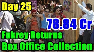 Fukrey Returns Box Office Collection Day 25