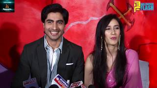 Harshad Chopra (Aditya) & Namita Dubey (Puja) Full Interview - Bepannaah (बेपनाह) Serial - Colors