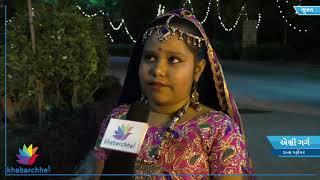 Gopi art festival took place between the bright spotlight