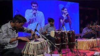 Mesmerizing music performance by Swarvrund group's  talented singers at Gopi Kala Utsav 2017