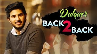 Dulquer Salman Back To Back Scenes - Latest Telugu Movie Scenes - Bhavani HD Movies