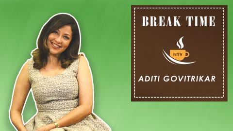 Break Time With The Ex Mrs World Aditi Govitrikar