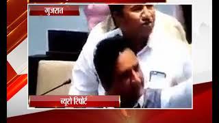 गुजरात - गुजरात विधानसभा में हंगामा - tv24
