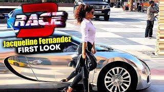 Jacqueline Fernandez RACE 3 FIRST LOOK | Salman Khan | Bugatti Veyron Expensive Car