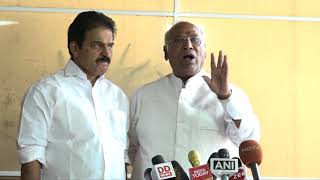 LoP, LS, Mallikarjun Kharge on Parliament proceedings being stalled for the 9th consecutive day