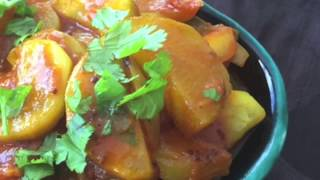 Spicy Zucchini Curry Recipe